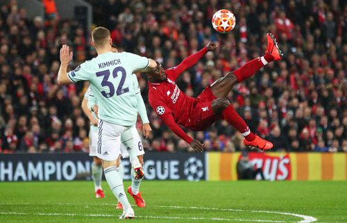 Liverpool và Bayern Munich bất phân thắng bại ở Anfield