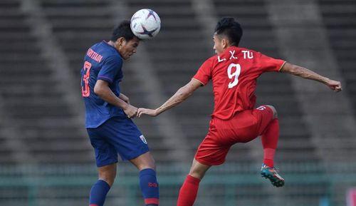 Hòa 0 - 0 lượt cuối: U22 Việt Nam vững ngôi đầu, Thái Lan cũng chỉ vậy