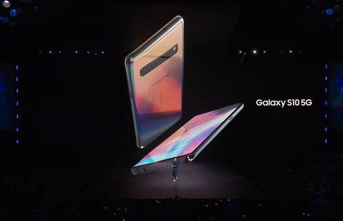 Màn ra mắt Galaxy S10 và Galaxy Fold gây choáng ngợp cho tất cả