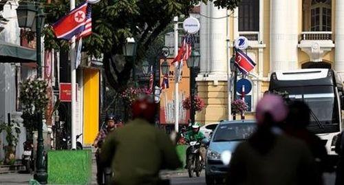 Không khí thượng đỉnh Mỹ-Triều tại Việt Nam 'phủ sóng' truyền thông quốc tế