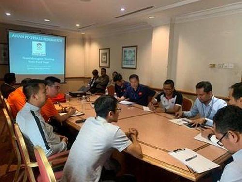 Trưởng đoàn U22 Việt Nam đề xuất đổi giờ đá các trận bán kết U22 Đông Nam Á
