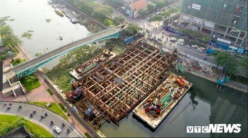 TP.HCM điều chỉnh ranh giới dự án chống ngập 10.000 tỷ đồng