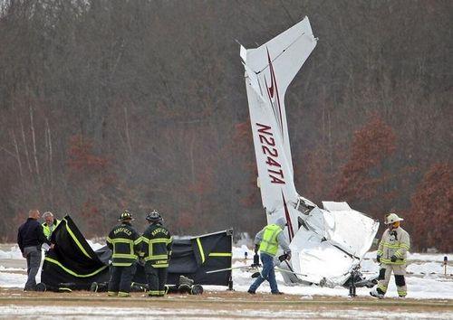 Hai máy bay Mỹ gặp nạn cùng một ngày, nhiều người thiệt mạng