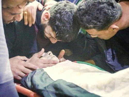 Lính bắn tỉa Israel lại bắn chết một cậu bé 14 tuổi ở Gaza