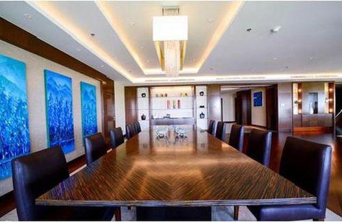 Bên trong phòng Tổng thống ở các khách sạn siêu sang Hà Nội