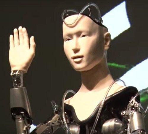 Nhật Bản ra mắt 'robot Quan Âm' phục vụ thuyết giảng Phật giáo trong chùa