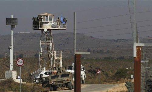 Liên Hợp Quốc báo cáo về hành động gây nguy hiểm của Israel tại Golan