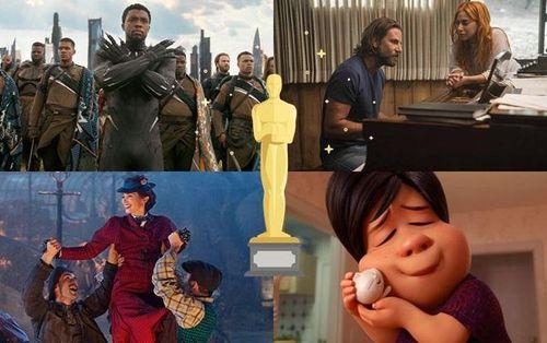 Dự đoán 'kèo' thắng giải Oscar 2019 (P4): Lady Gaga nắm chắc 'Best Song', các phim chia đều giải nhỏ