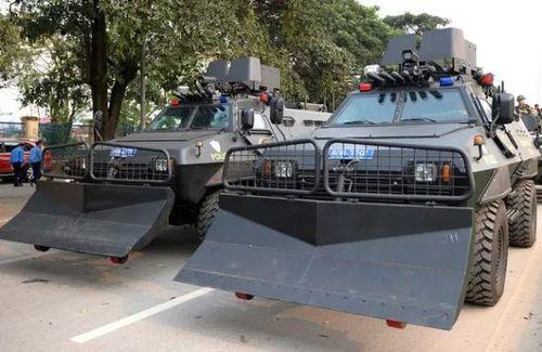 Xe bọc thép S5 của Việt Nam phục vụ hội nghị thượng đỉnh Mỹ-Triều 'khủng' thế nào?