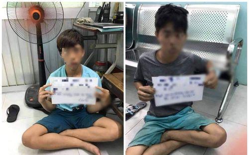 Hai nữ du khách Mỹ bị nhóm thiếu niên nghiện game cướp giật túi xách trên đường phố Sài Gòn