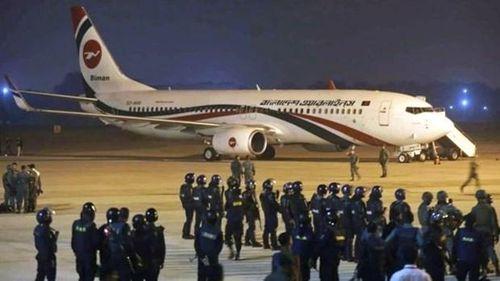 Vụ máy bay hạ cánh khẩn cấp tại Bangladesh: Kẻ tấn công sử dụng súng đồ chơi