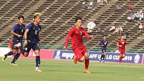 U22 Việt Nam đánh bại chủ nhà Campuchia, giành hạng 3 Đông Nam Á