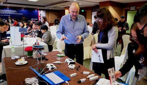 Triển lãm công nghệ giáo dục quốc tế tại Việt Nam