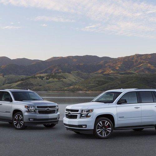 Cận cảnh 'khủng long Mỹ' Chevrolet Tahoe 2019