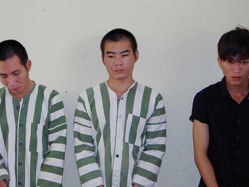 Triệt phá băng cướp vùng giáp ranh Đồng Nai