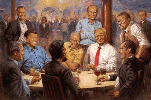 Nhìn lại phong cách thời trang của tất cả Tổng thống Mỹ
