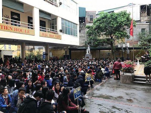 Trường học tổ chức truyền thông cuộc gặp thượng đỉnh Mỹ - Triều