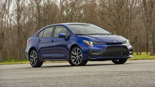 Toyota Corolla Altis mới mở hàng tại Mỹ, giá chỉ 19.500 USD