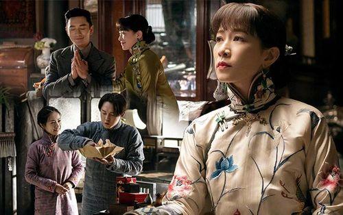 Hé lộ hình ảnh Xa Thi Mạn - Huỳnh Hiểu Minh trong phim đam mỹ cải biên 'Bên tóc mai không phải hồng đường'