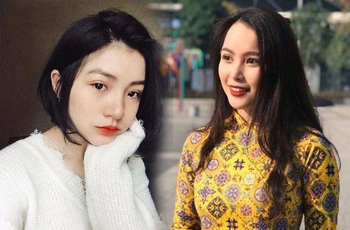 'Soi' nhan sắc hai nữ sinh tặng hoa ông Trump và Kim Jong Un