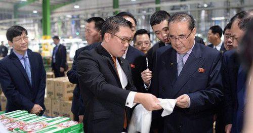 An Phát Holdings vinh dự đón đoàn Triều Tiên đến thăm
