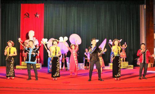Đồng Nai tham gia liên hoan tuyên truyền lưu động kỷ niệm chiến thắng Điện Biên Phủ