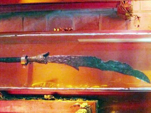 7 câu hỏi về vị vua nước Việt từng sử dụng cây đao nặng 30 kg