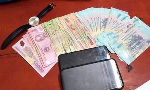 Bắt được 'siêu trộm tuổi teen' ở TP Hà Tĩnh