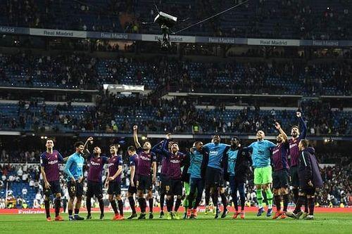 Barcelona lại cho Real Madrid ôm hận siêu kinh điển