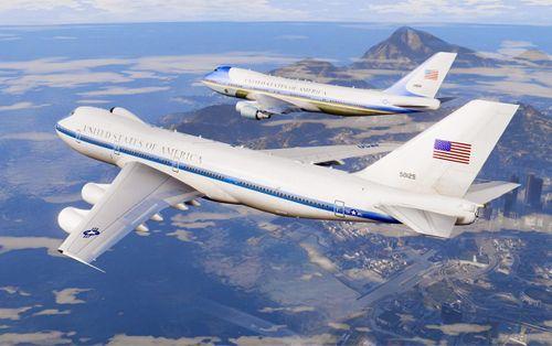 Ngoài Air Force One, Tổng thống Mỹ Donald Trump còn có hẳn phi đội bay bí mật hiện đại thế này