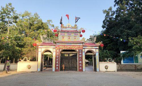 Bí ẩn về truyền thuyết Thầy Thím ở Bình Thuận