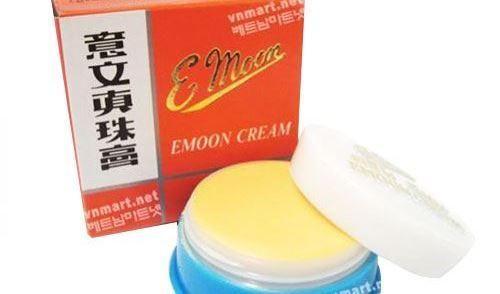 Đình chỉ lưu hành kem dưỡng trắng da E MOON không đạt chất lượng