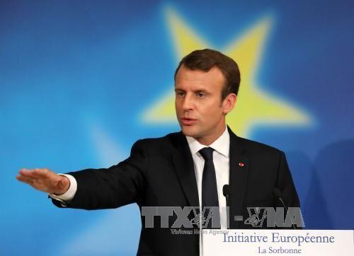 Tổng thống Pháp kêu gọi hòa giải với Italy