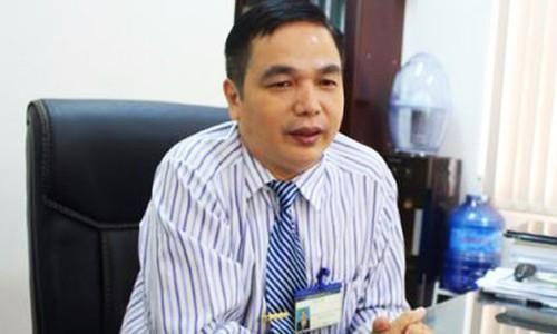 Một phó giám đốc sở tạm điều hành hoạt động Y tế