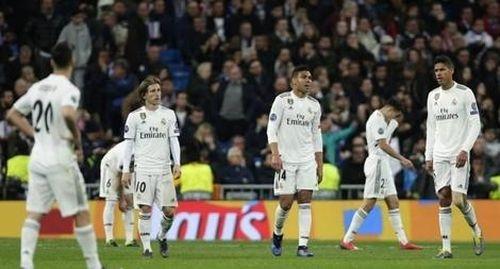 Real bị loại khỏi Champions League: Đâu là nguyên nhân của thảm họa?