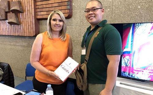 Cuốn sách truyền cảm hứng về sự vươn lên của doanh nhân Việt