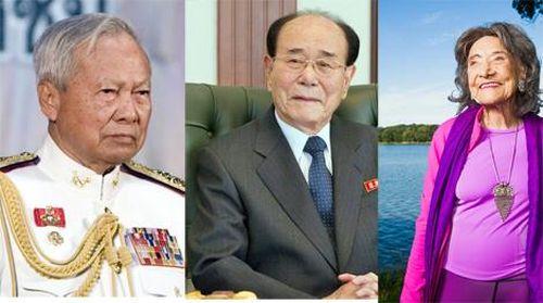 Những 'người không tuổi' định hình châu Á