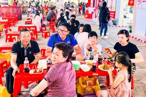 Lễ hội ẩm thực Châu Á Coca-Cola tại TP. Vũng Tàu