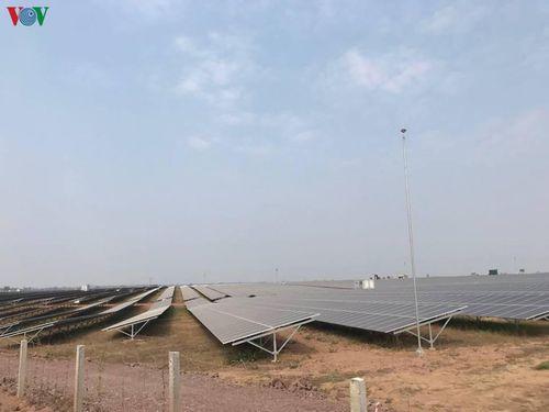Khánh thành Nhà máy điện năng lượng mặt trời đầu tiên ở Tây Nguyên