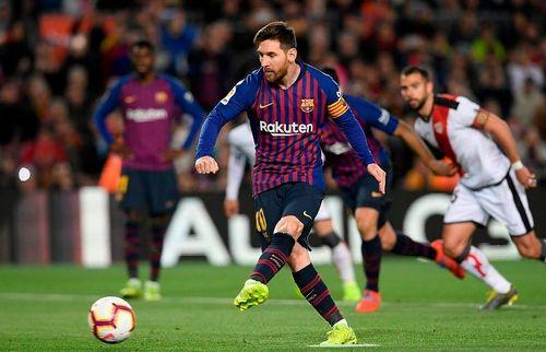 Messi và Suarez tỏa sáng, Barca lội ngược dòng thuyết phục