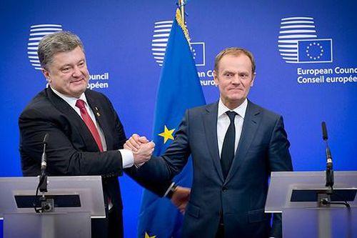 Gia nhập EU và NATO, giấc mơ khó thành của Ukraine