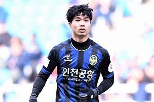 Công Phượng ghi cú đúp cho Incheon trước đội đại học