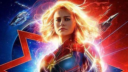 Vừa mới ra mắt 'Captain Marvel' đã đứng đầu phòng vé về doanh thu