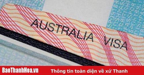 Australia nới lỏng quy định cấp thị thực đối với lao động nước ngoài