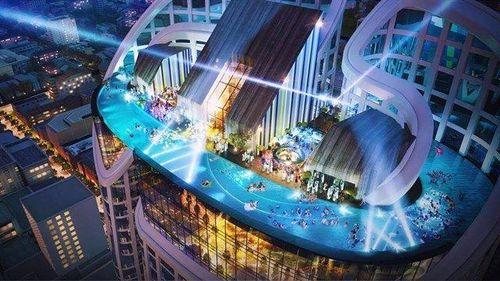 Bể bơi đáy kính ở Nha Trang có gì đặc biệt?