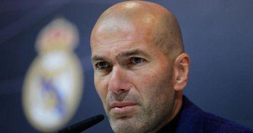 'Cú lộn ngược dòng' thuyền trưởng Zinedine Zidane tái xuất Real Madrid