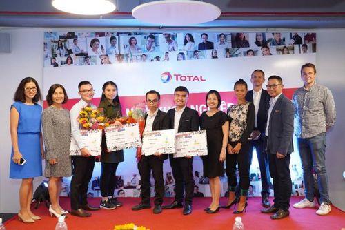 Total trao thưởng cuộc thi 'Nhà khởi nghiệp của năm'