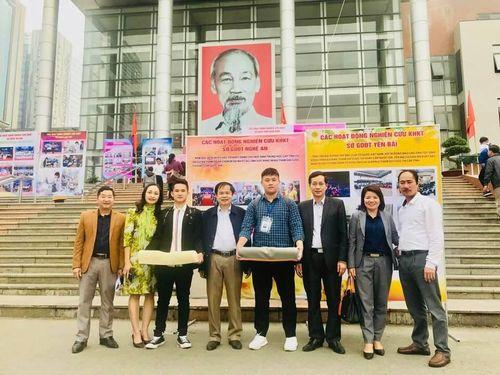 Nghệ An đạt 6 giải tại cuộc thi KHKT cấp quốc gia năm 2019