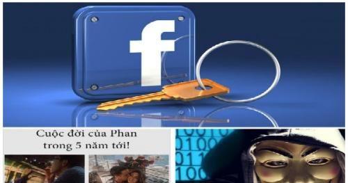 Trò chơi hỏi đáp trên facebook - 'trò lừa bịp' tinh vi để ăn cắp thông tin người dùng