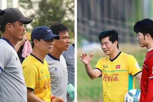 Sau tâm thư chia tay xúc động, trợ lý ông Park bất ngờ trở lại Việt Nam